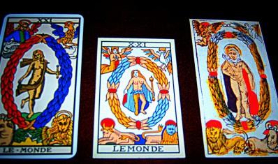 14 cartes marseilles