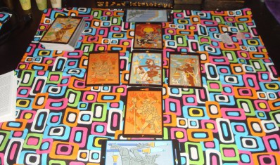 Le Tarot Maya